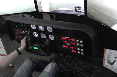 Flight Simulator and Aircraft Spare Parts